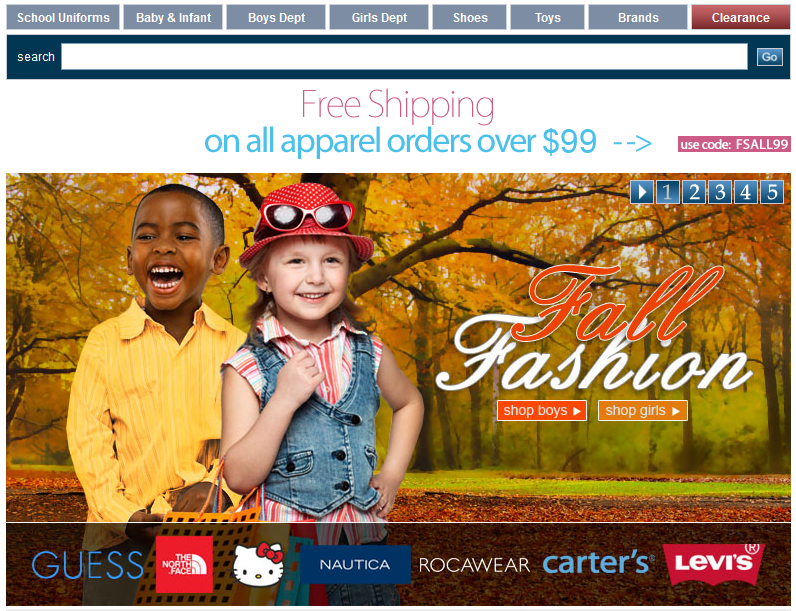 Cookie's Kids does not offer free shipping but instead offers a very fair flat rate shipping cost of $5 for your purchase online. About Cookie's Kids Cookie's Kids offers the latest in children's fashions and great gifts for little ones%(36).