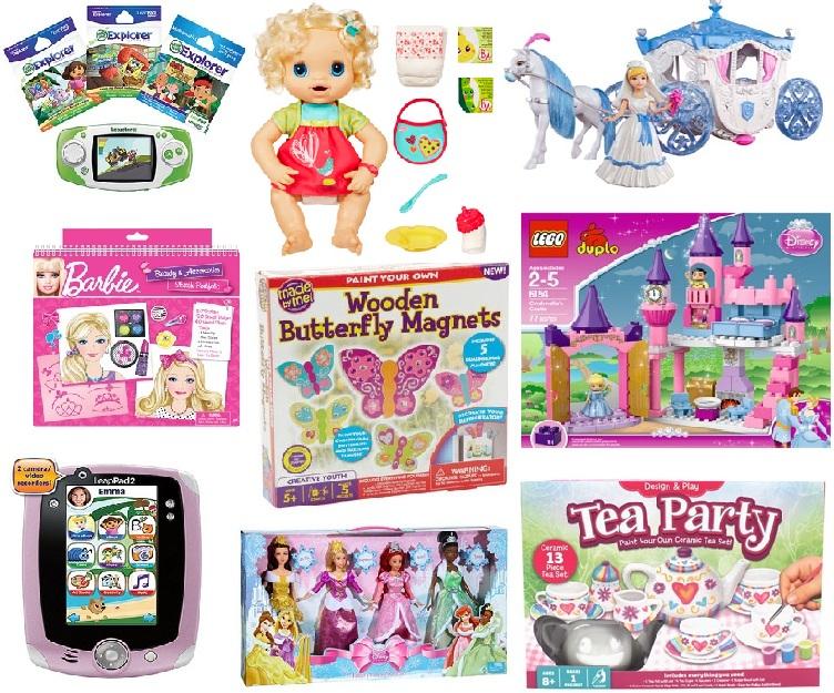 Girl Toys At Walmart : Tackling toy shopping at walmart giveaway walmartgifts
