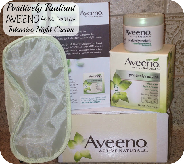 Staying Positively Radiant With AVEENO Active Naturals #Influenster #RadiantWithAVEENO - Young At Heart Mommy