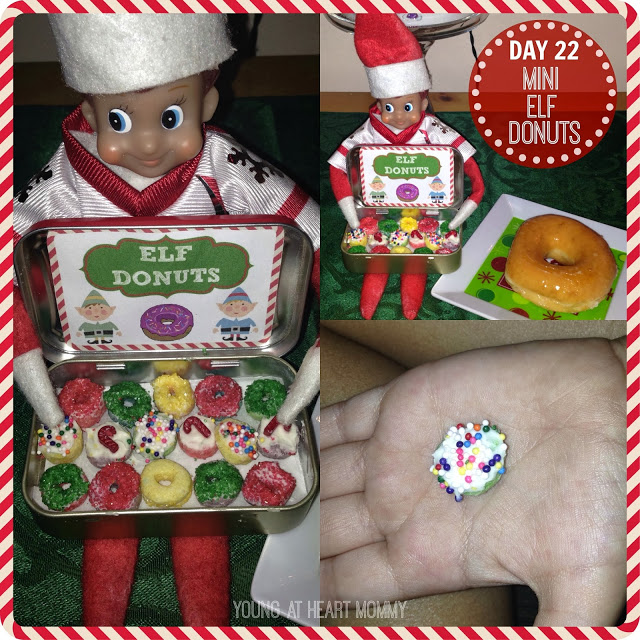 25 Days Of Elf On The Shelf Ideas Young At Heart Mommy