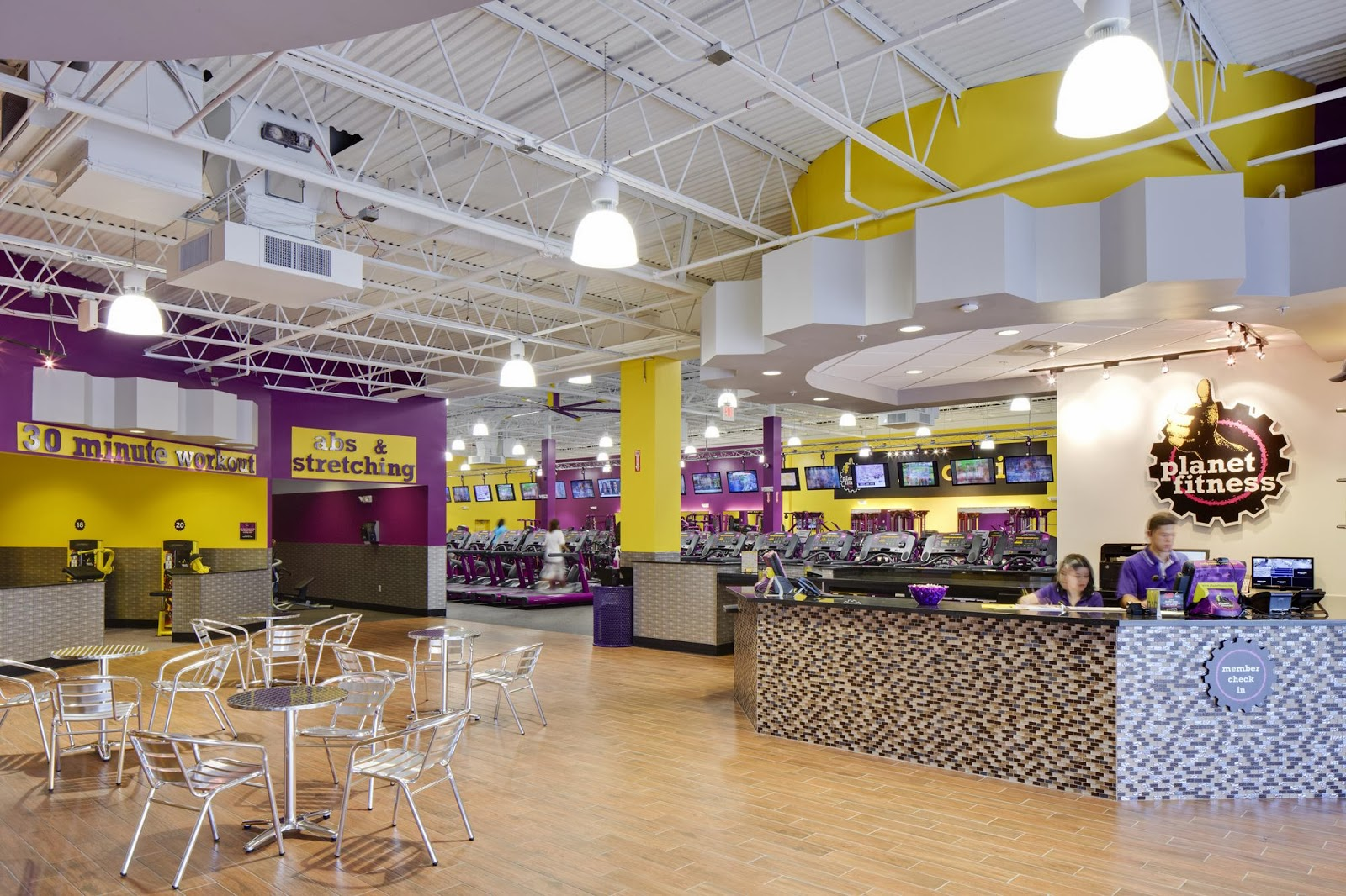 get fit at planet fitness in south florida young at
