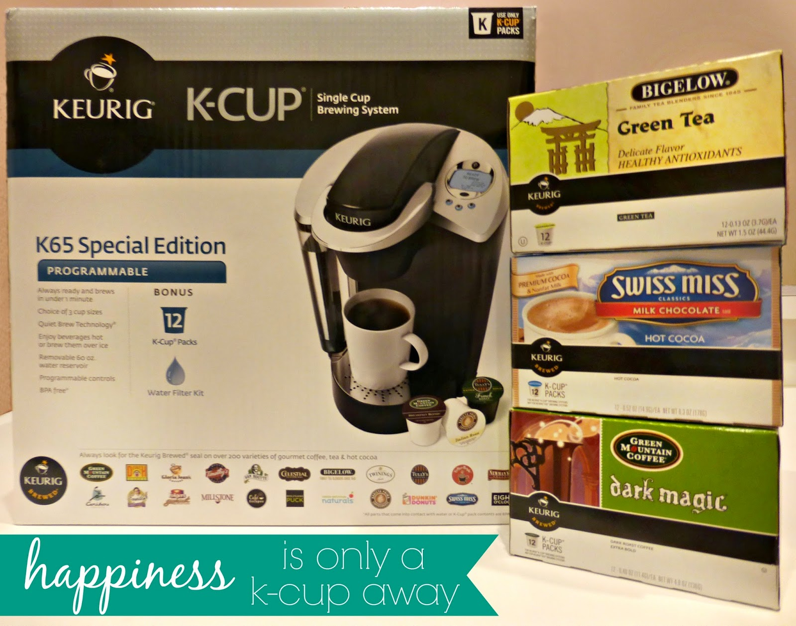 Simple Solutions For Busy Parents + #WIN A Keurig Special Edition ...