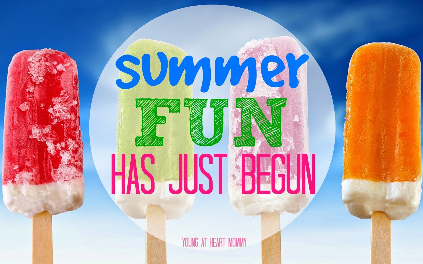 Fifty Fun Summer Activities For Kids Young At Heart Mommy