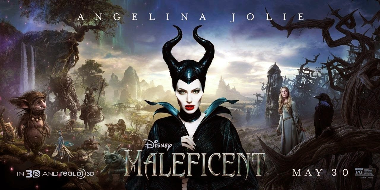 A True Tale Of Enchantment Maleficent Movie Review Young