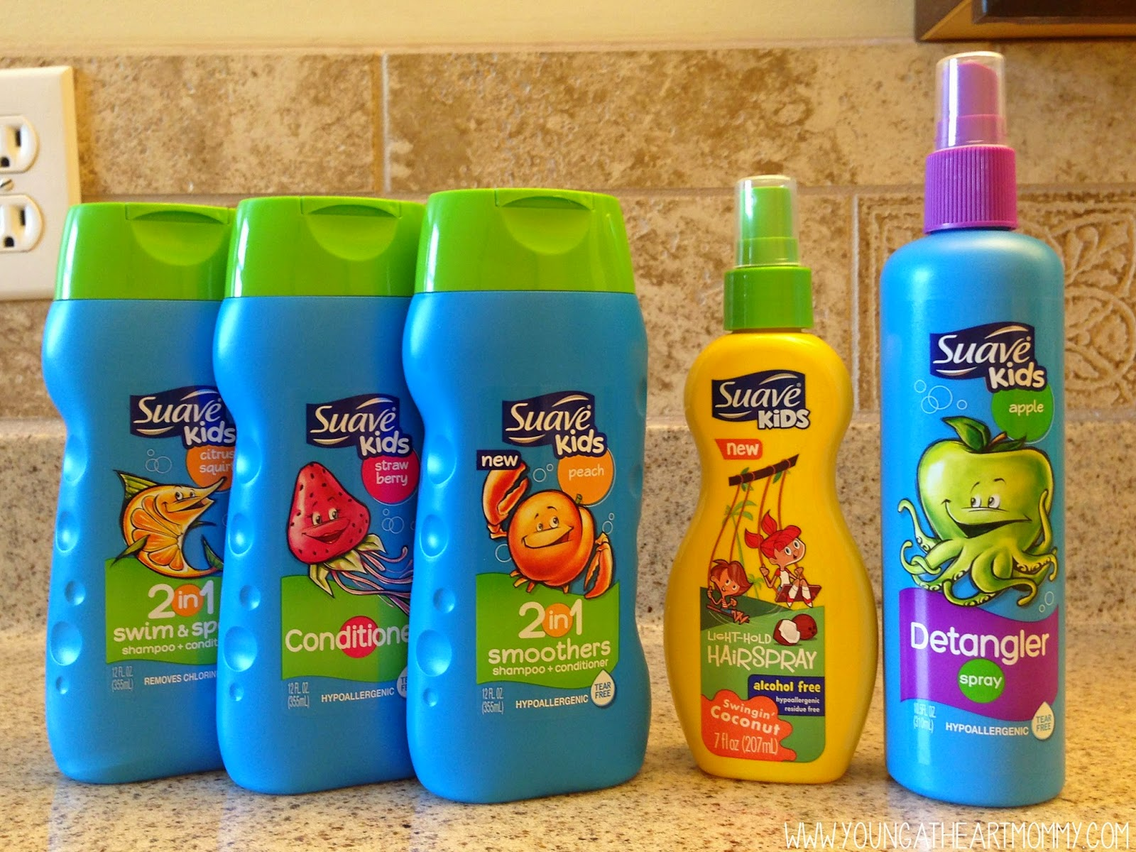 5 Must Have Hair Products For Kids + Earn Rewards With