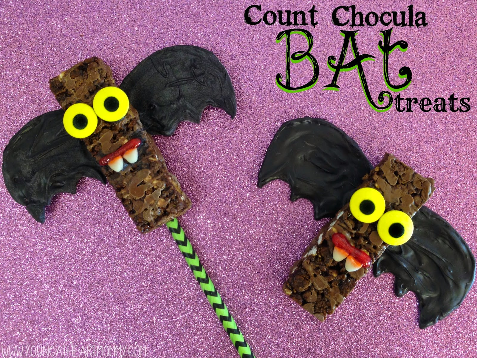 http://www.youngatheartmommy.com/2014/10/count-chocula-bat-treats.html