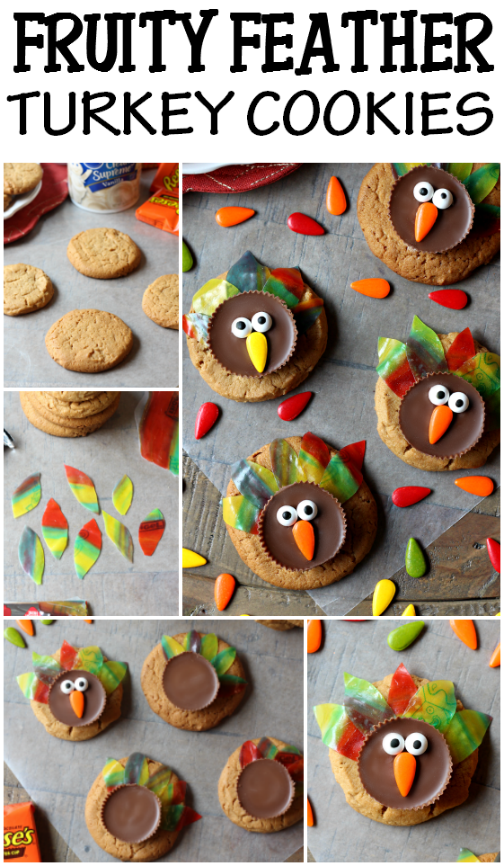 fruity-feather-turkey-cookies