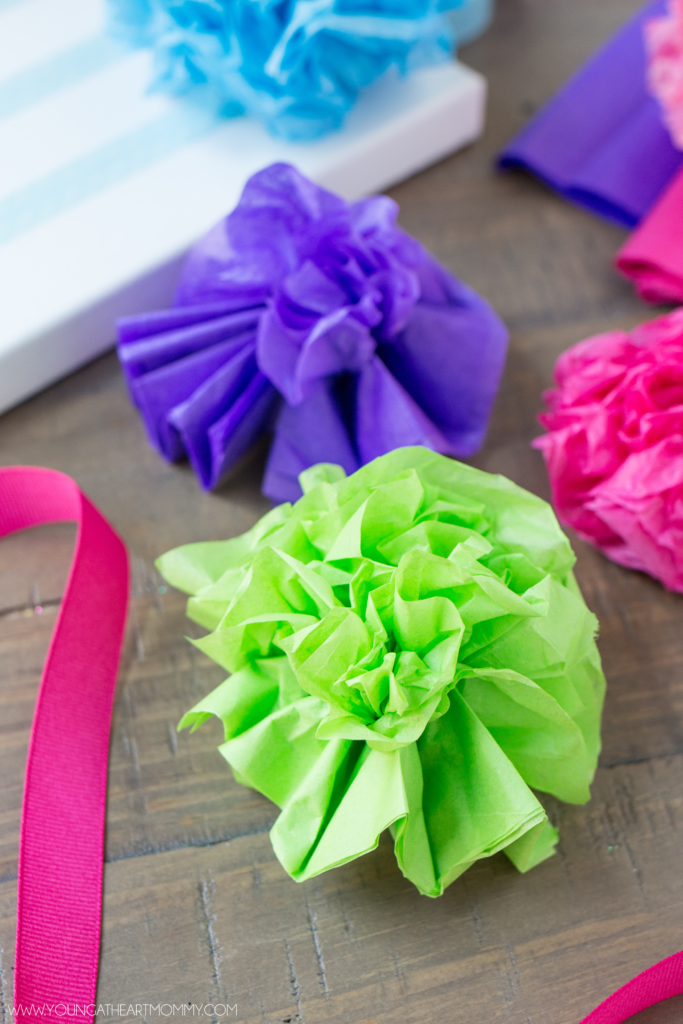 Tissue-Paper-Flower-Step-By-Step-Tutorial