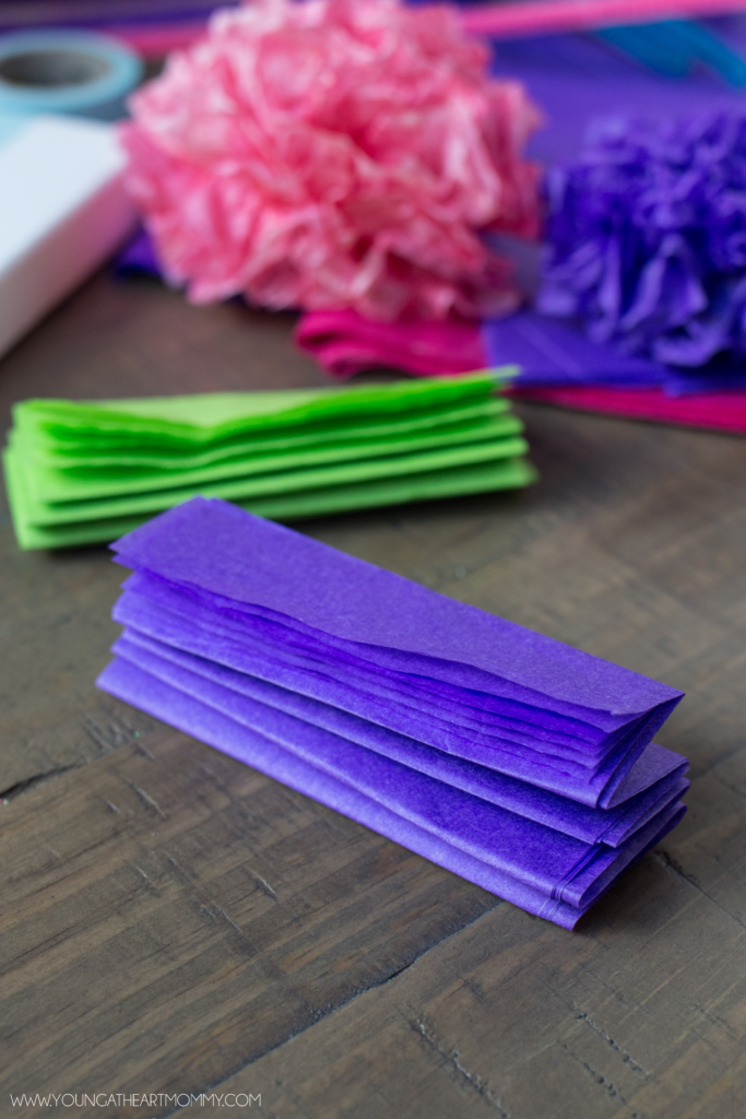 Tissue-Paper-Flower-Tutorial