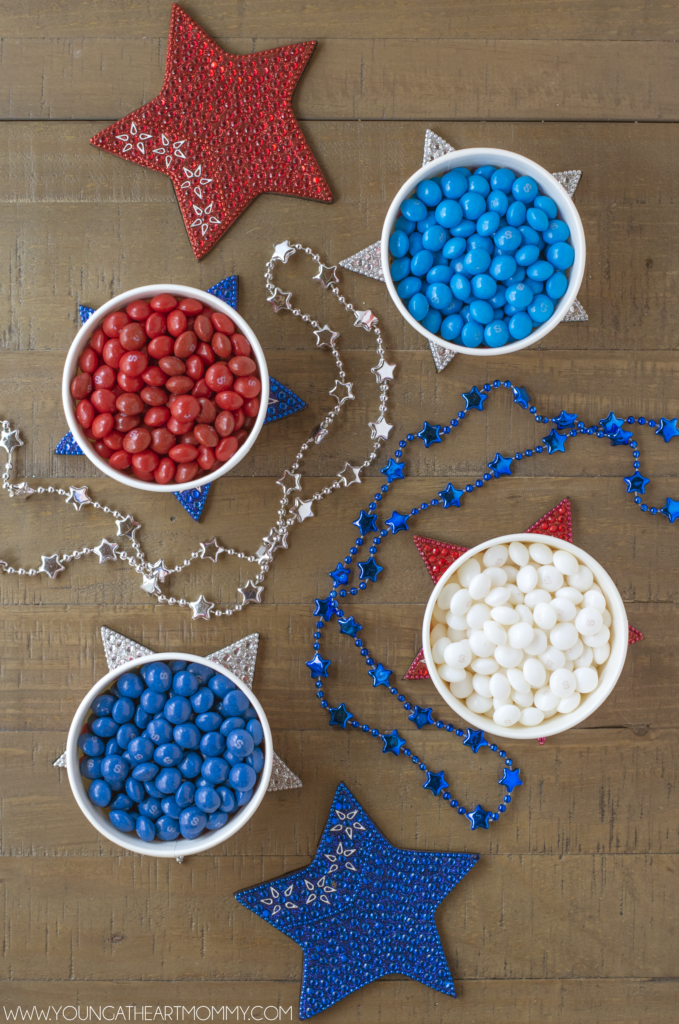DIY-American-Flag-Made-Out-Of-Skittles