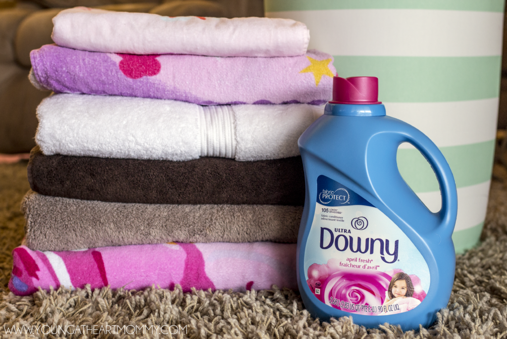 Downy Fabric Conditioner Is A Laundry Essential