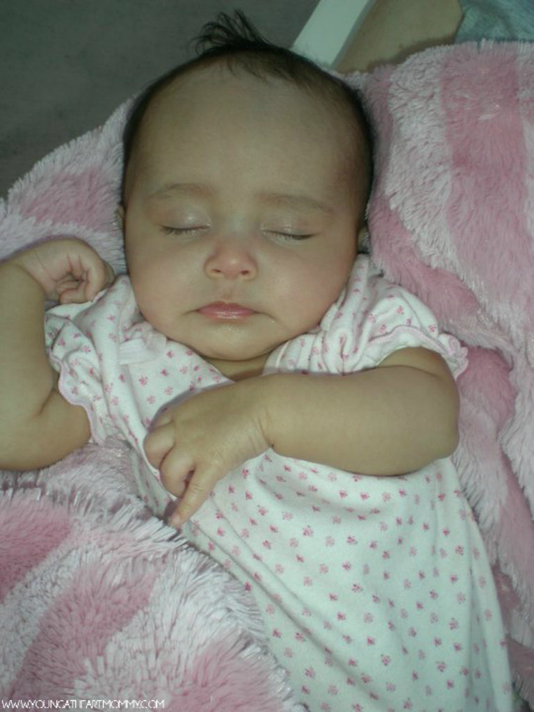 Young At Heart Mommy Baby Sleep Routine Tips