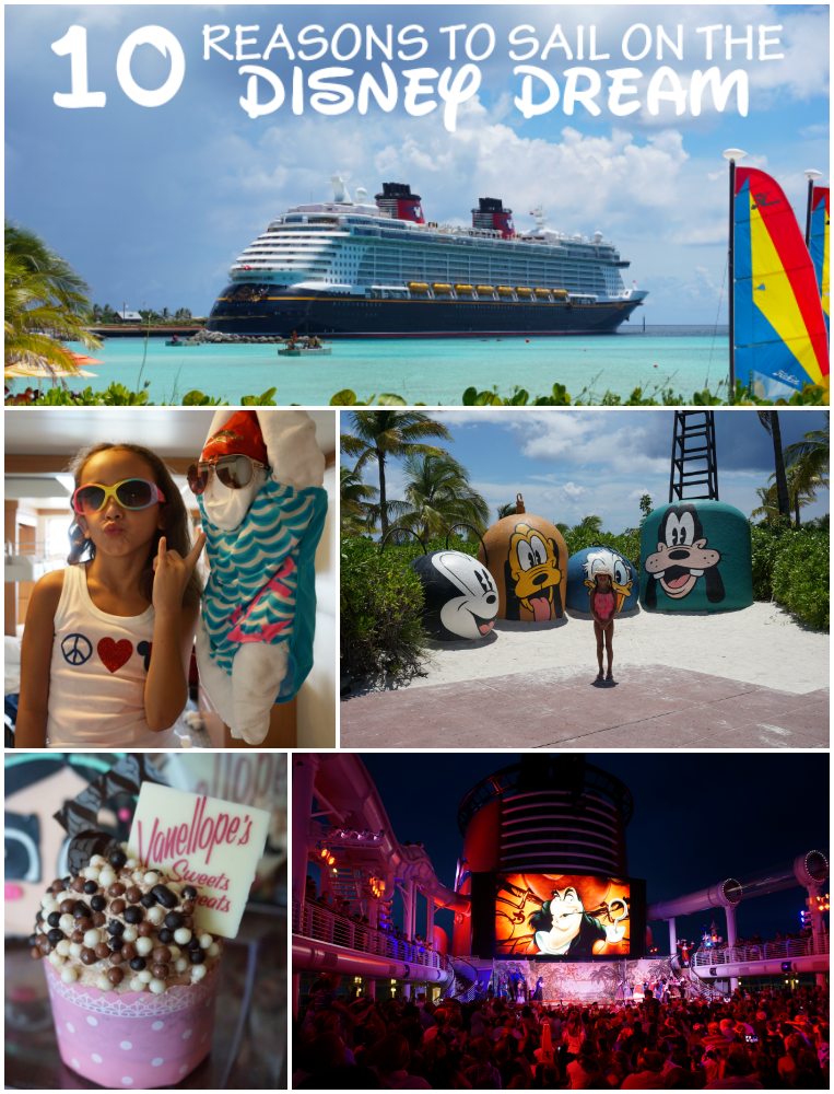 10 Reasons To Sail On The Disney Dream