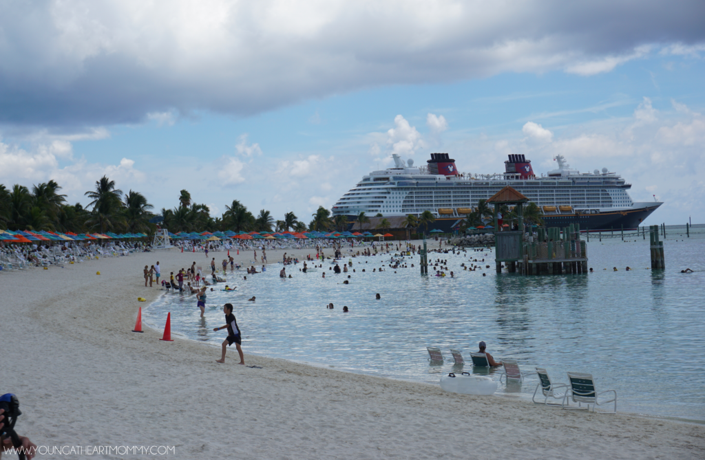 Disney's Castaway Cay Private Island
