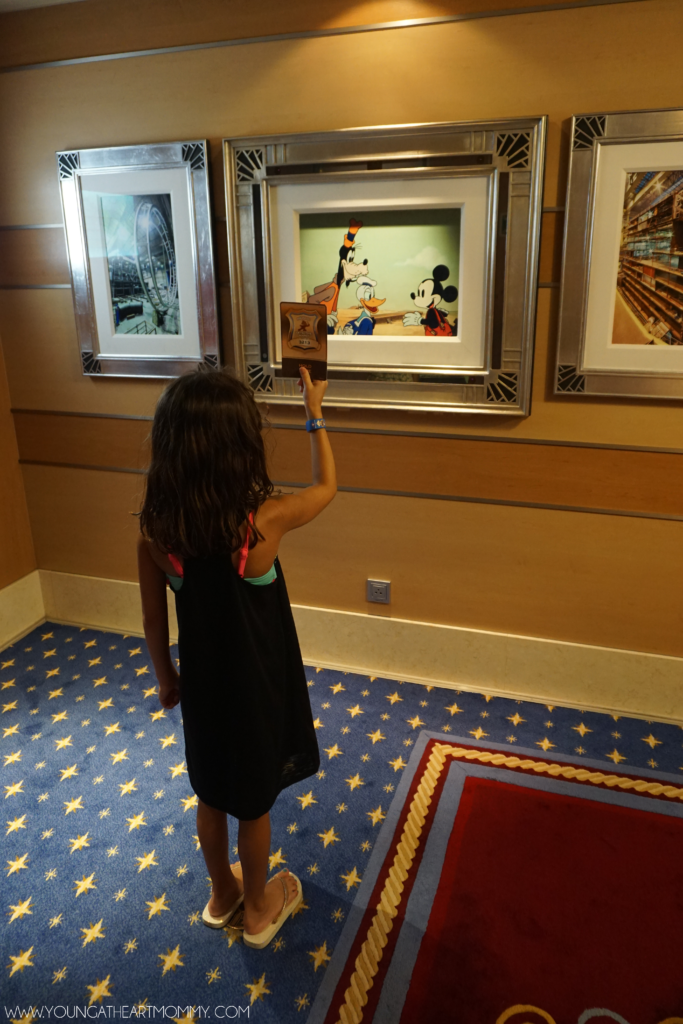 Interactive Disney Mystery Games On The Disney Dream