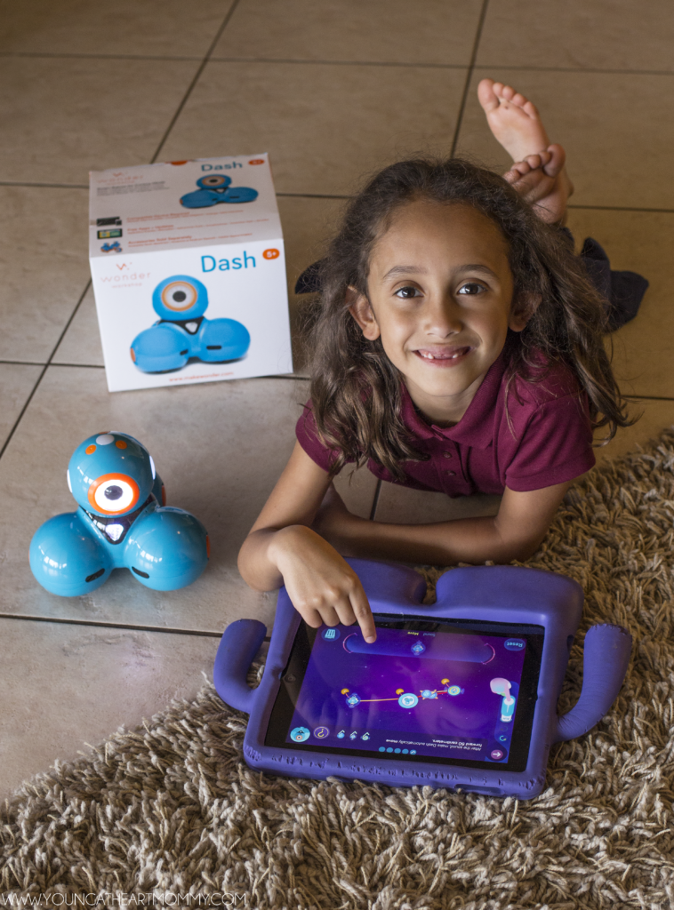 Interactive Educational DASH Robot For Children