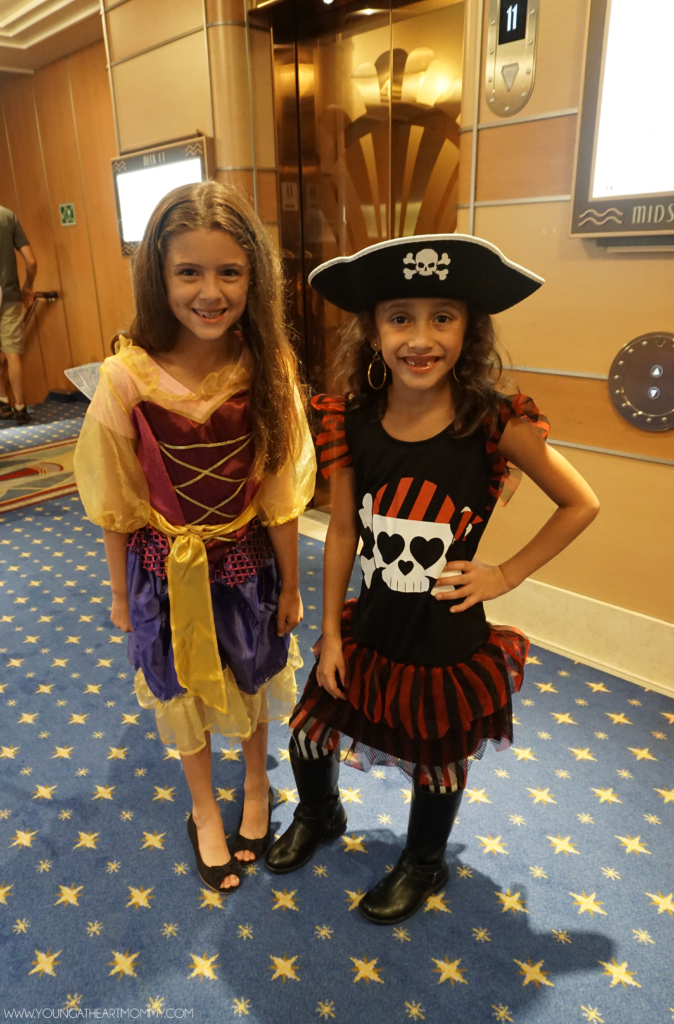 Pirate Night On The Disney Dream