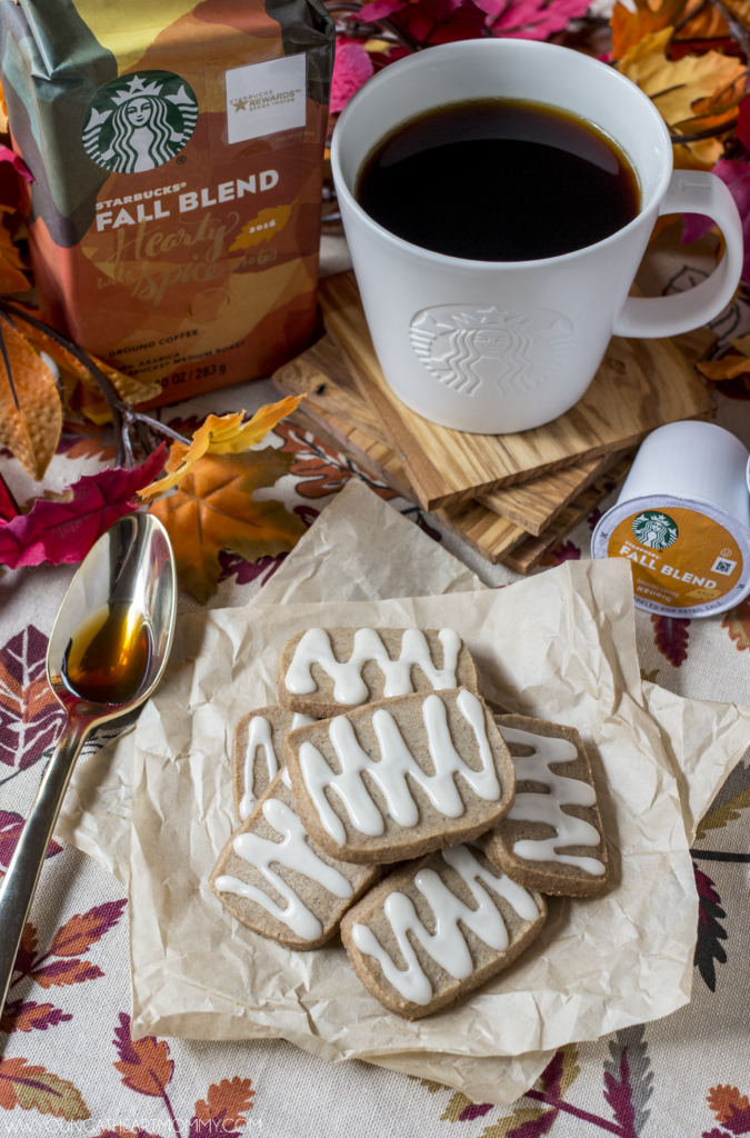 Chai Shortbread Cookie Recipe