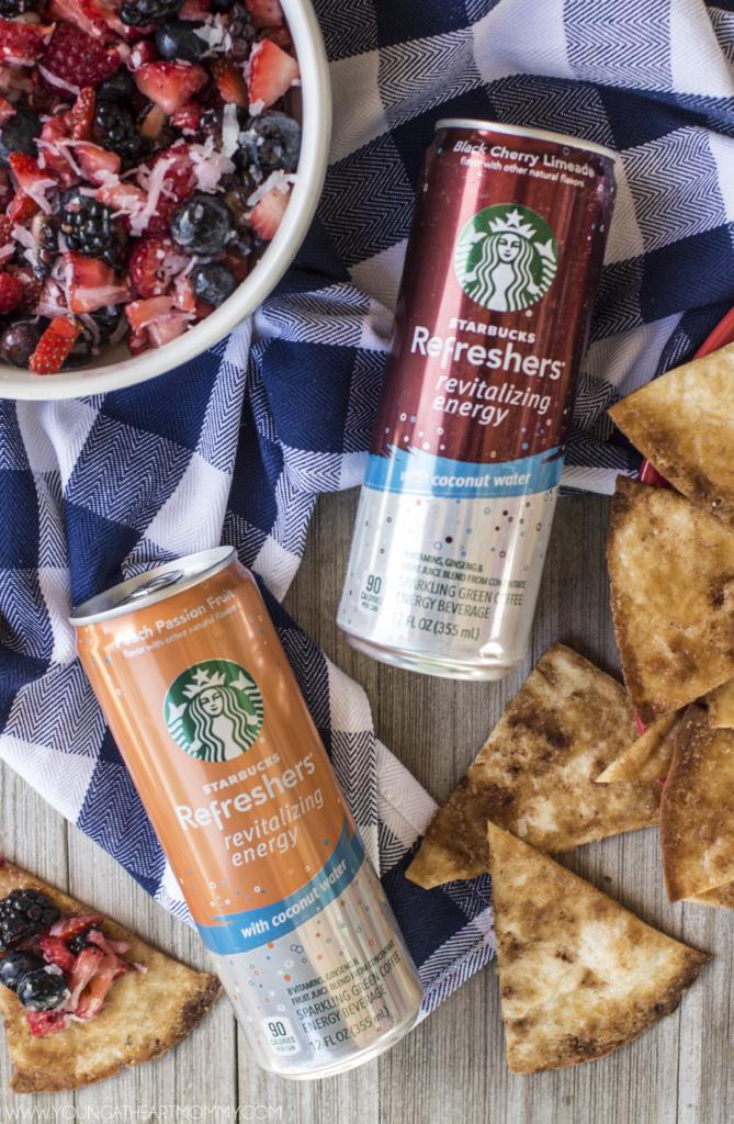 Starbucks Refreshers For Summertime