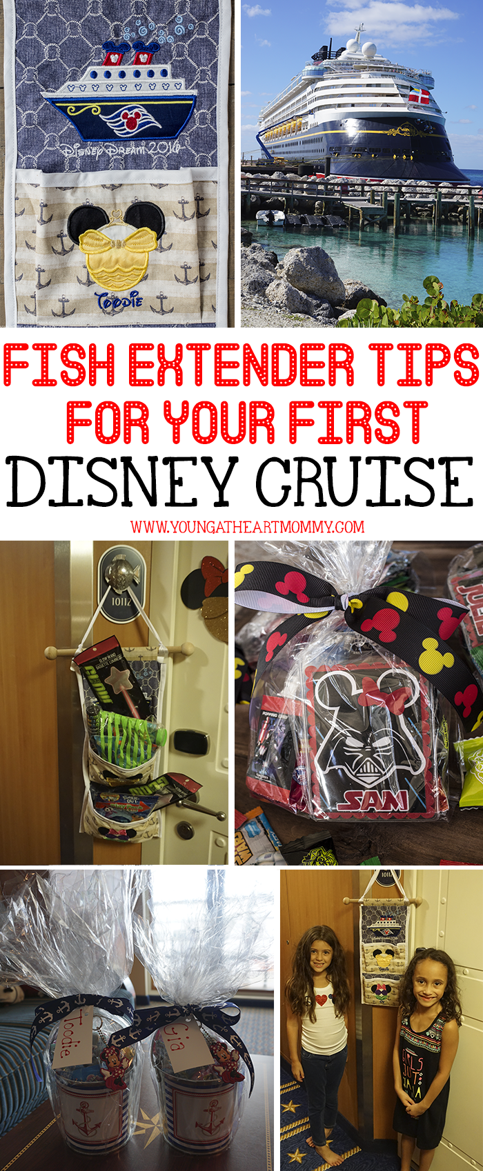 Everything You Need To Know About The Fish Extender Exchange On A Disney Cruise