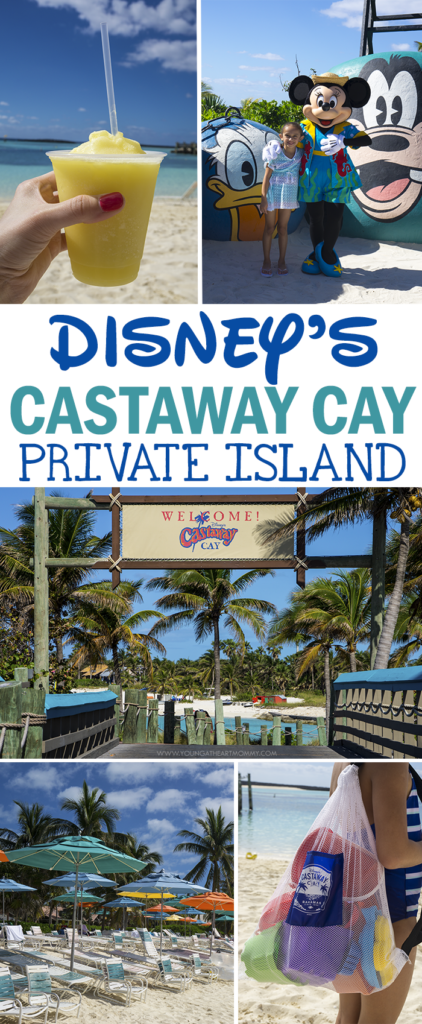 All You Need To Know About Disney's Castaway Cay Private Island