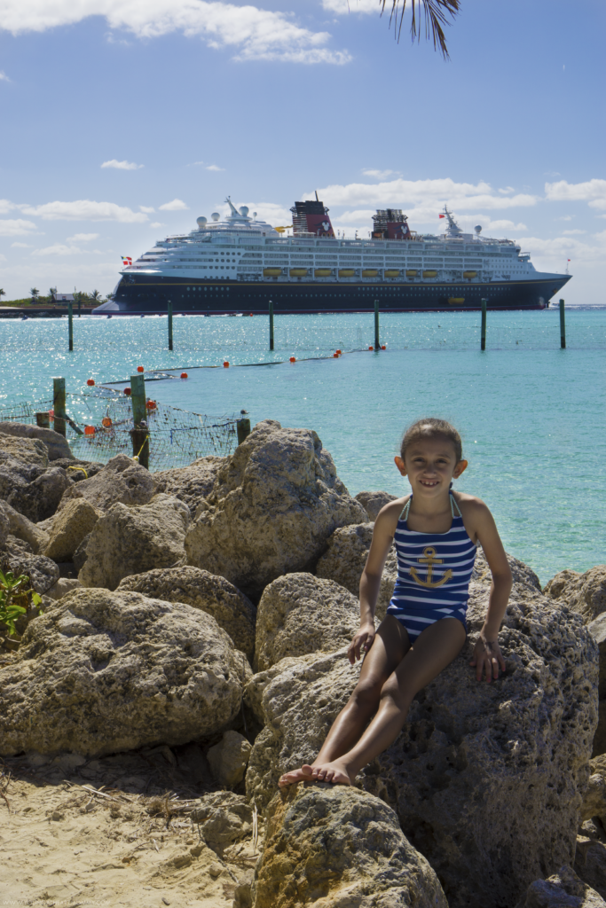 Disney's Private Castaway Cay Island In The Bahamas