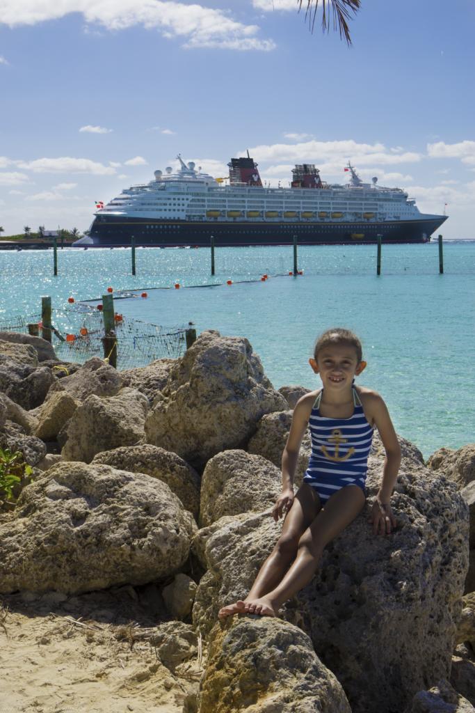 Disney's Private Castaway Cay Island In The Bahamas