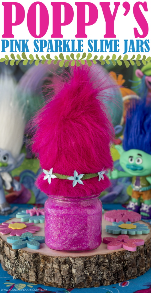 ... nostalgia induced by one of your favorite films being re-introduced to a new generation some of which have never even heard of a Treasure Troll with a ... & DreamWorks TROLLS: Poppyu0027s Pink Sparkle Slime Jars + GIVEAWAY ...