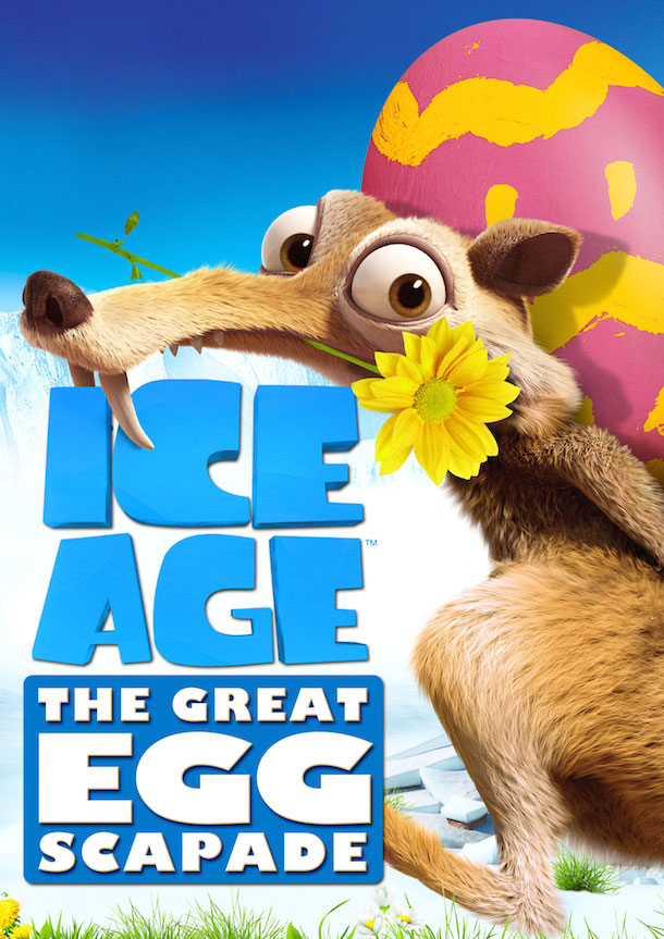 Ice Age The Great Eggscapade Movie
