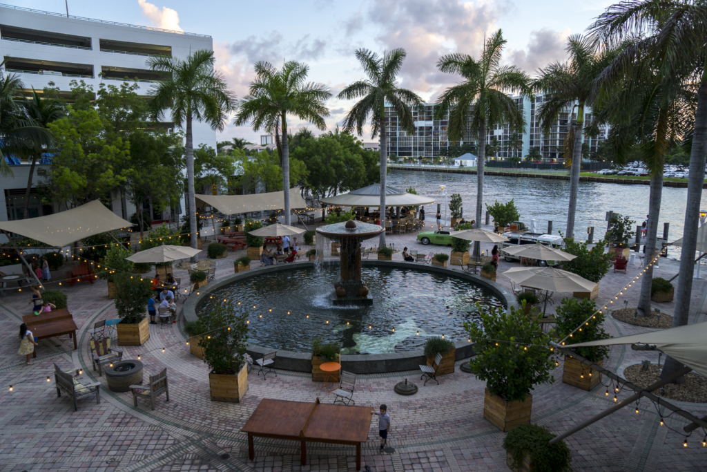 Dip & Dine At The Newly Renovated Diplomat Beach Resort In Hollywood, Florida