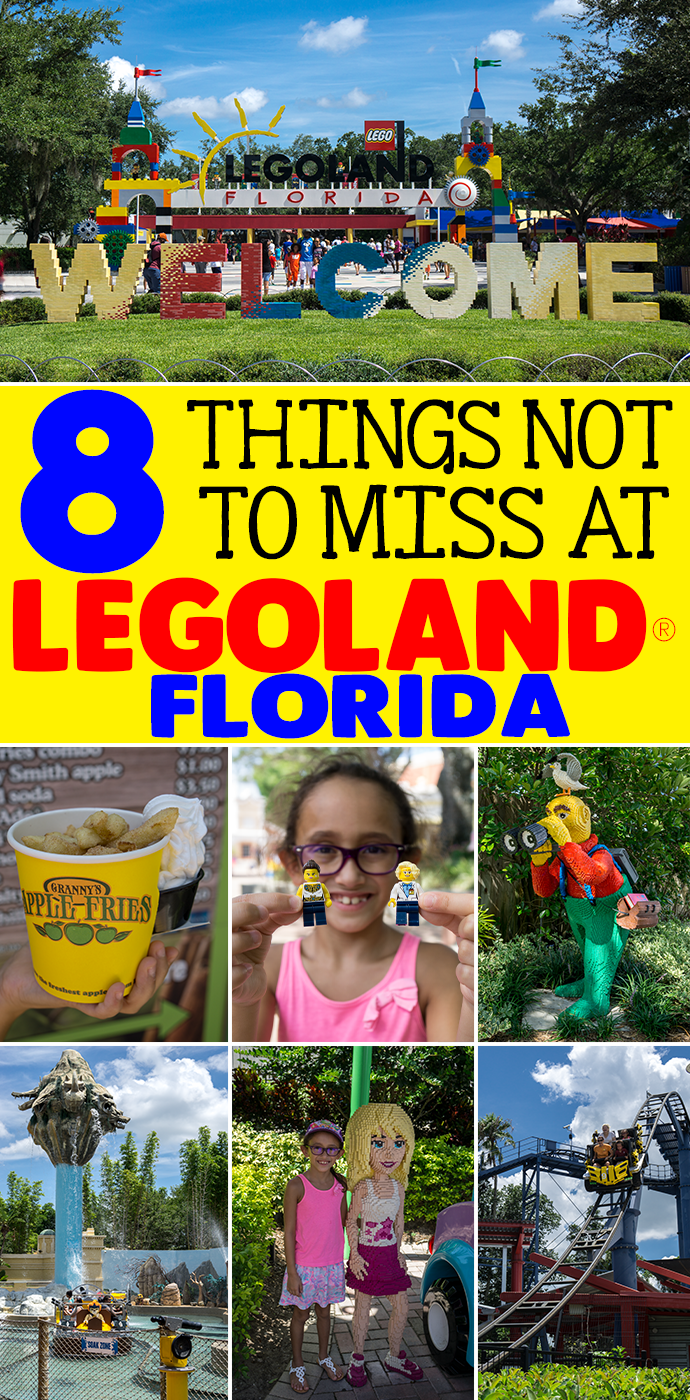 8 Things Not To Miss At Legoland FLORIDA Resort