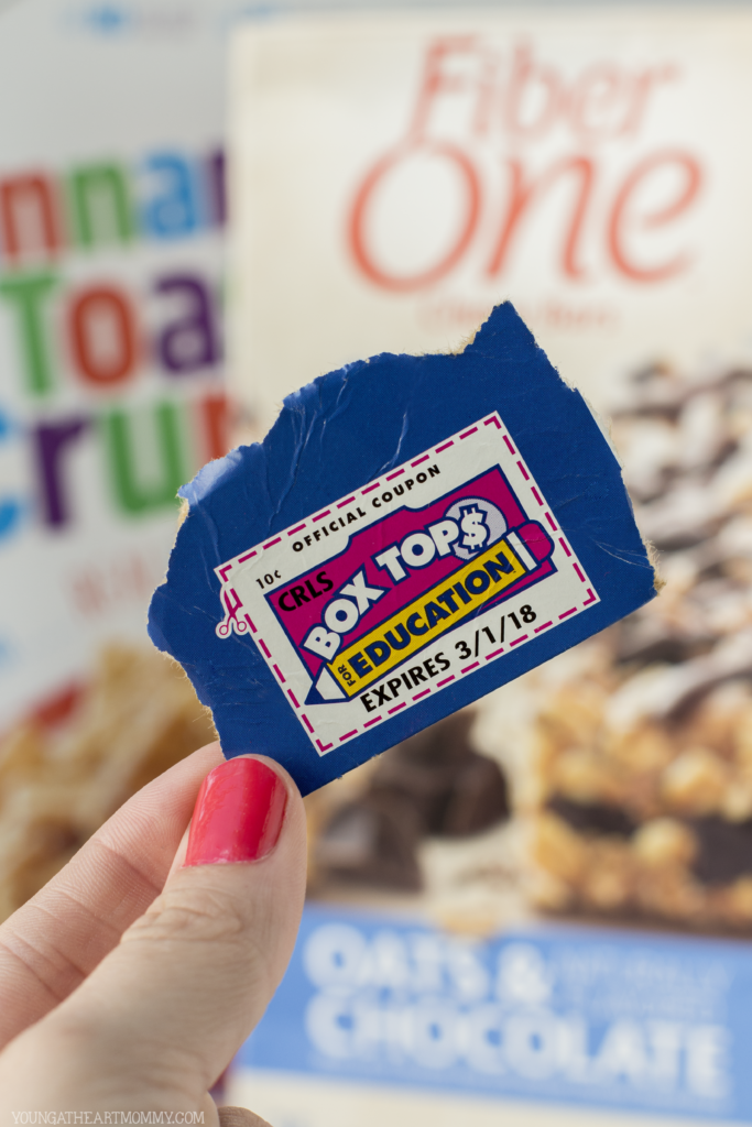 Five Easy Ways To Collect Box Tops For Education