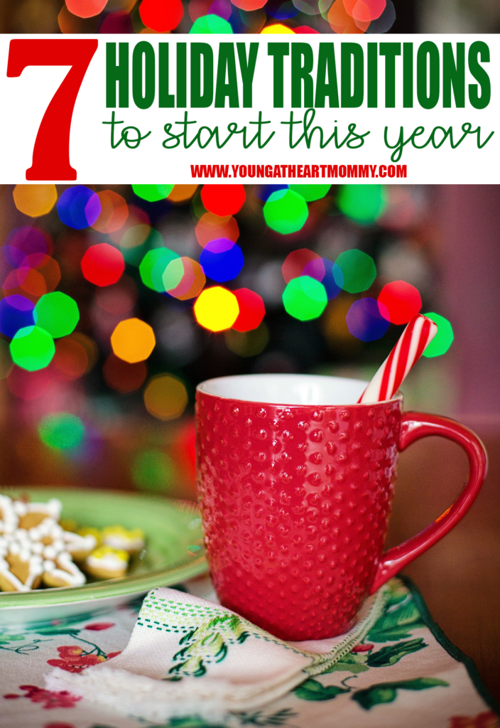7 Fun & Festive Holiday Traditions To Start This Year